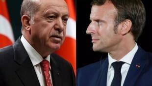 erdogan macron (1)