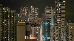 صورة لهونغ كونغ من دون تاريخ تلقتها فرانس برس في 28 كانون الثاني/يناير 2021