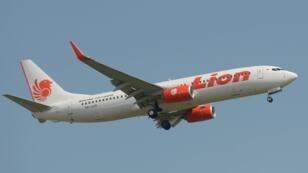 Image d'archive d'un avion Lion Air.