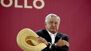 Mexican President Andres Manuel Lopez Obrador said through his spokesman his government was 'analyzing the situation'