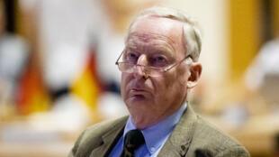 Le coprésident de l'AfD, Alexander Gauland, est un habitué des dérapages sur le passé nazi de l'Allemagne.