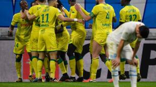 مرسيليا يتعثر أمام نانت 3-1