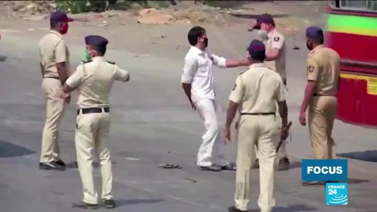 Focus - Inde : des citoyens demandent justice face aux violences policières