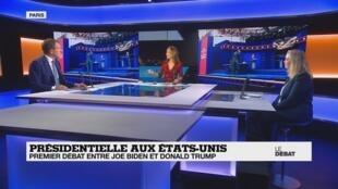 Le débat de France 24 - mardi 29 septembre 2020