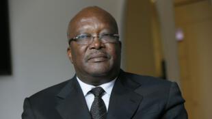 Roch Marc Christian Kaboré a prêté serment, mardi 29 décembre, à Ouagadougou.