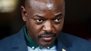 Le président burundais Pierre Nkurunziza a été réélu le 21 juillet à l'issue d'une élection jugée non crédible par la communaurté internationale.