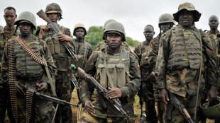 Le mandat de l'Amisom a été prorogé par le Conseil de sécurité jusqu'en 2016.