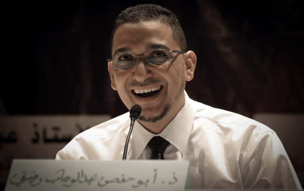 """السلفي المغربي محمد عبد الوهاب رفيقي الشهير بـ""""أبو حفص"""""""