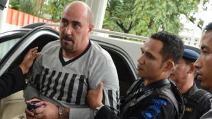 Serge Atlaoui est accusé d'avoir pris part à un trafic de drogue en Indonésie.