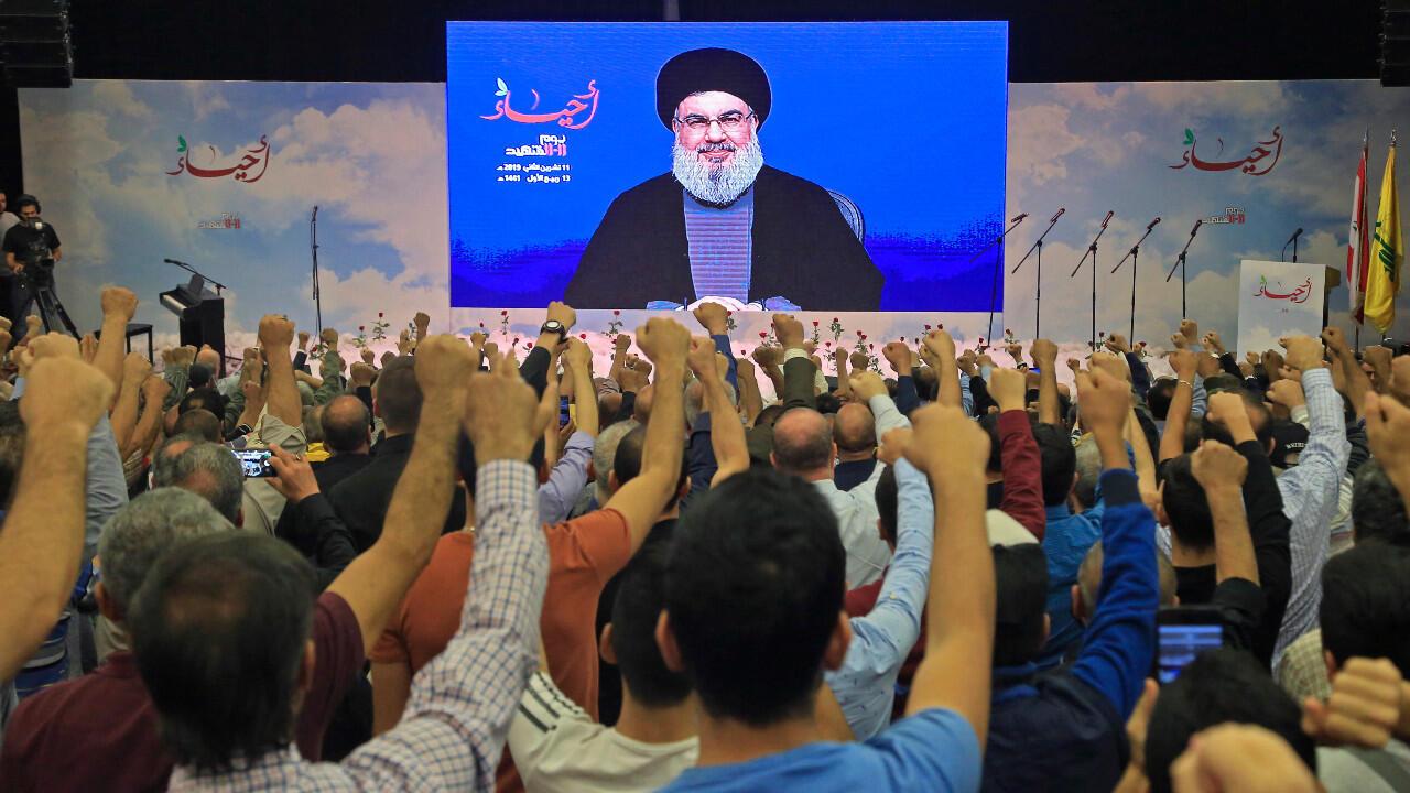 hezbollah- Nasrallah