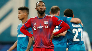 Lyon were soundly beaten in Saint Petersburg on Wednesday.