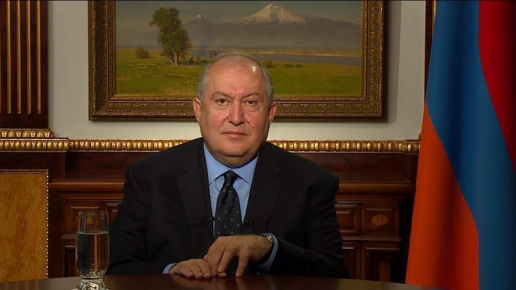 Armenian president: 'Turkey has a completely destructive role in Nagorno-Karabakh'