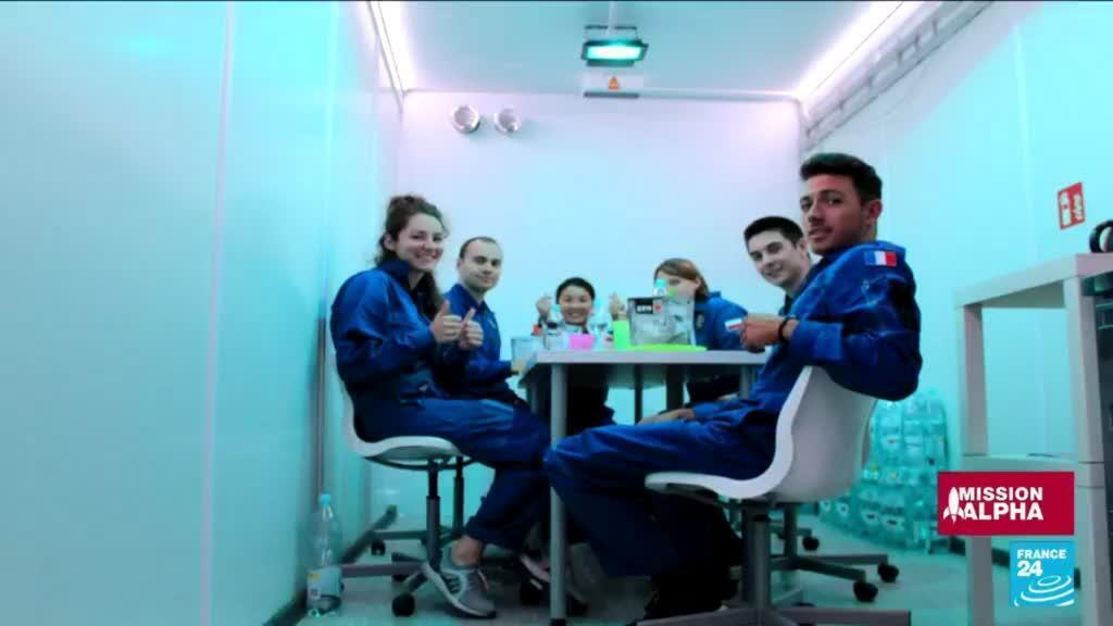 2021-08-16 11:54 Ils rêvent de devenir astronautes : rencontre avec deux candidats à l'offre de l'Agence spatiale européenne
