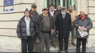 Les chibanis, au nombre de 848 au total, estiment avoir été discriminés au cours de leur carrière de cheminots à la SNCF.