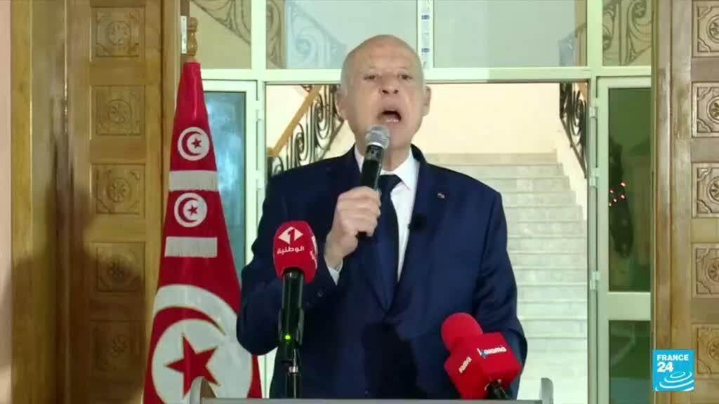 2021-09-24 08:16 Opposition to Tunisian president's power seizure deepens