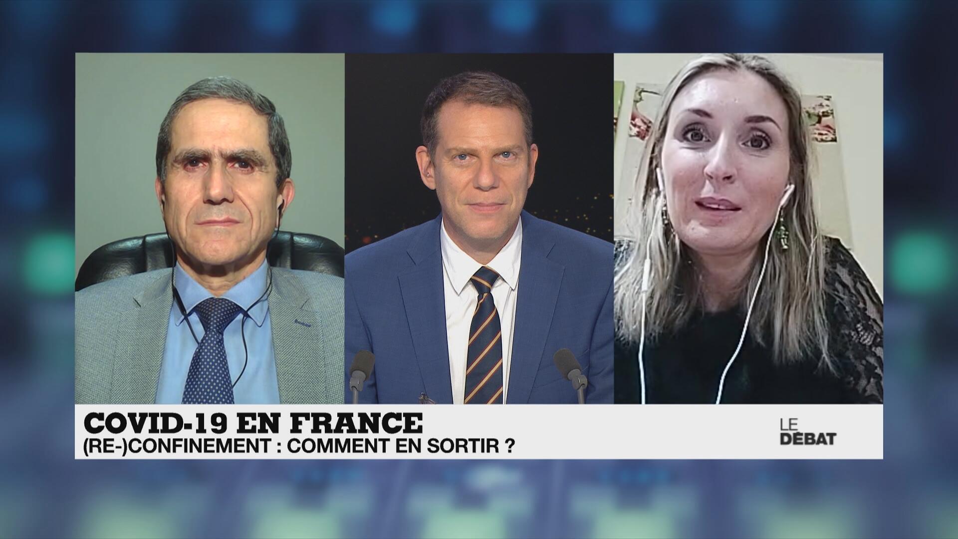 Le Débat de France 24 - mardi 24 novembre 2020