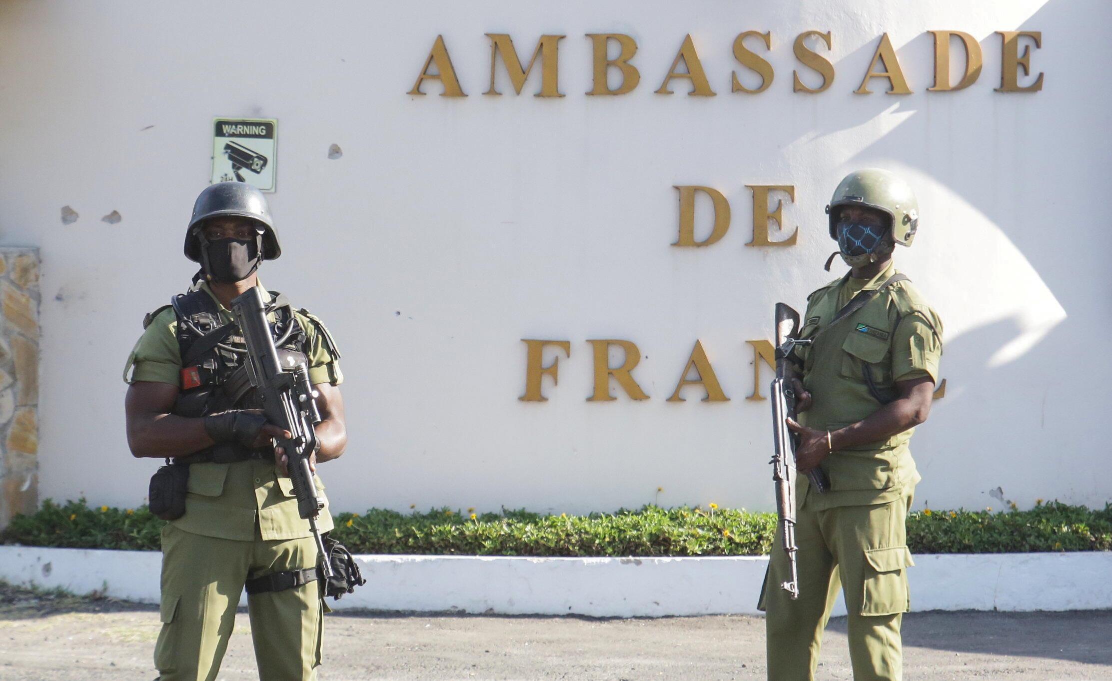 Dar es Salaam French Embassy