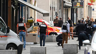 تفجير نتج عن وضع طرد مفخخ في مدينة ليون الفرنسية