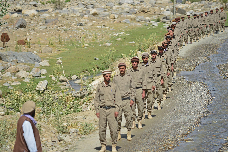 L'objectif principal du National Anti-Front est d'empêcher de nouvelles effusions de sang en Afghanistan et de faire pression pour un nouveau régime, mais il est prêt pour un « conflit prolongé ».