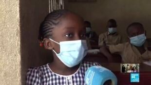 2020-05-26 14:17 Covid-19 en Côte d'Ivoire : réouverture des écoles dans l'ensemble du pays