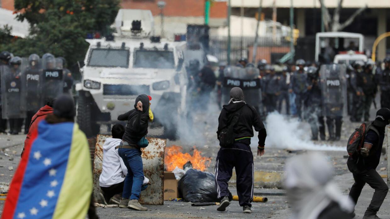 Resultado de imagen para PROTESTAS VENEZUELA
