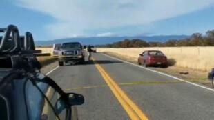 Un tiroteo alteró este martes la calma en Rancho Tehama, Estados Unidos.