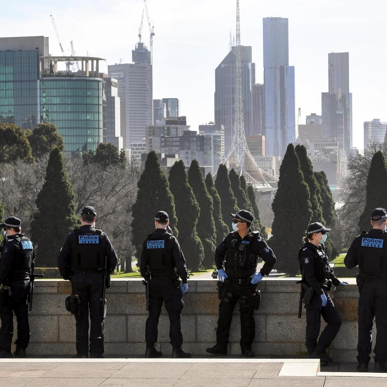Covid 19 Soars In Australia S Victoria Despite Second Melbourne Lockdown
