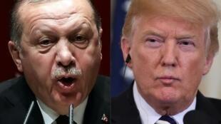 La Turquie compte poursuivre la lutte contre la milice kurde après les menaces de Trump.