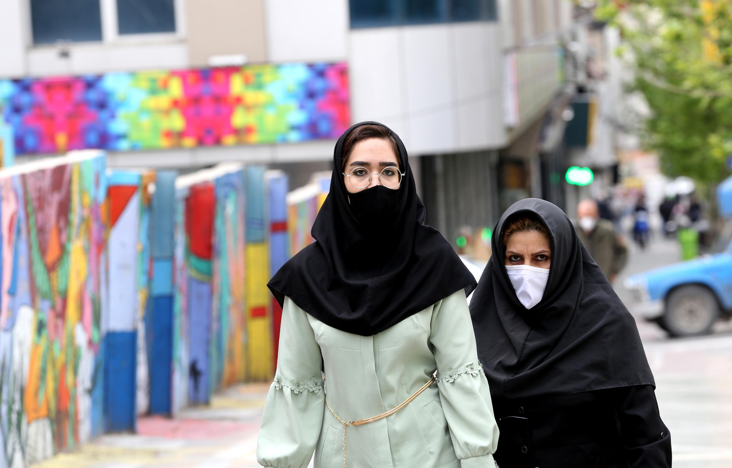 Iranian officials have argued the economy must start reopening if it is to survive diminishing oil and tax revenues coupled with US sanctions.