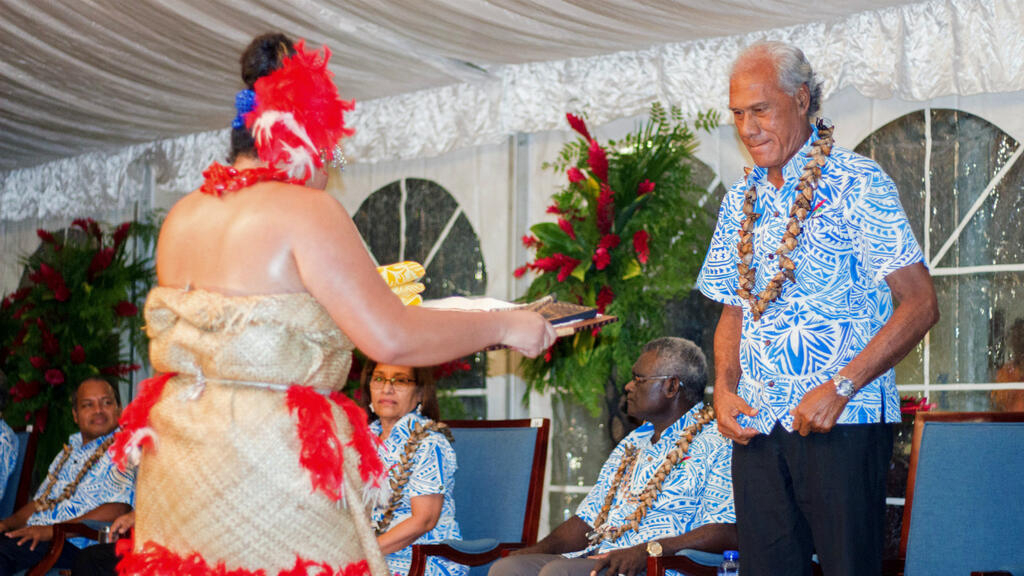 Tongan Prime Minister Pohiva dies in New Zealand