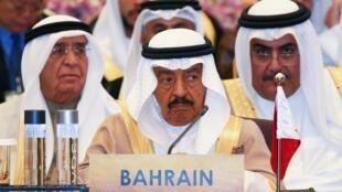 2020-11-11T093834Z_360600462_RC2X0K9SCKP3_RTRMADP_3_BAHRAIN-POLITICS-GOVERNMENT-KHALIFA