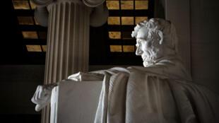 Le Lincoln Memorial à Washington D.C.