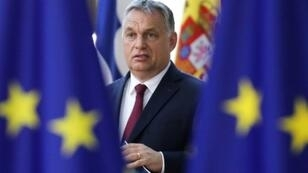 Hungary's right-wing Prime Minister Viktor Orban will address the EU parliament