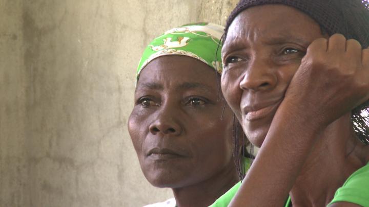 Des plaignants à Port-au-Prince