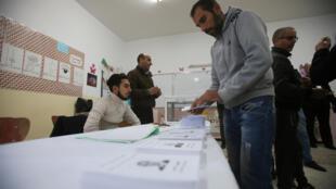 Election présidentielle en Algérie