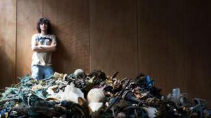 """Boyan Slat, 20 ans, à la tête du projet """"The Cleanup Ocean'"""", a l'ambition de nettoyer près de la moitié des océans en 10 ans."""