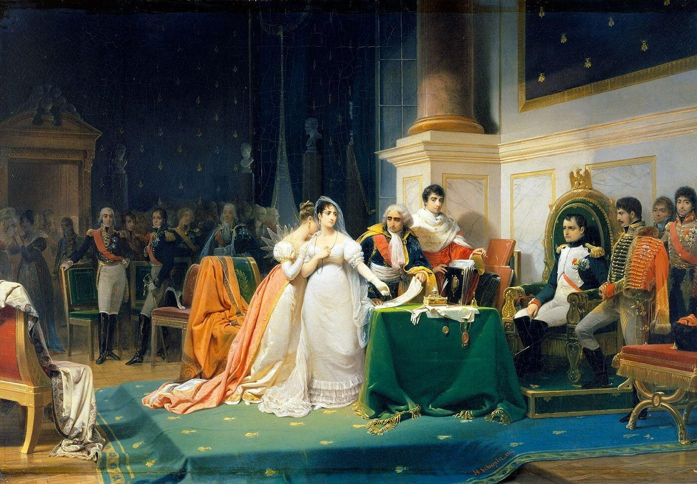 Napoleon, tyrant or genius?  The controversies surrounding the emperor