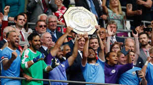 Manchester City won the 2019 Community Shield