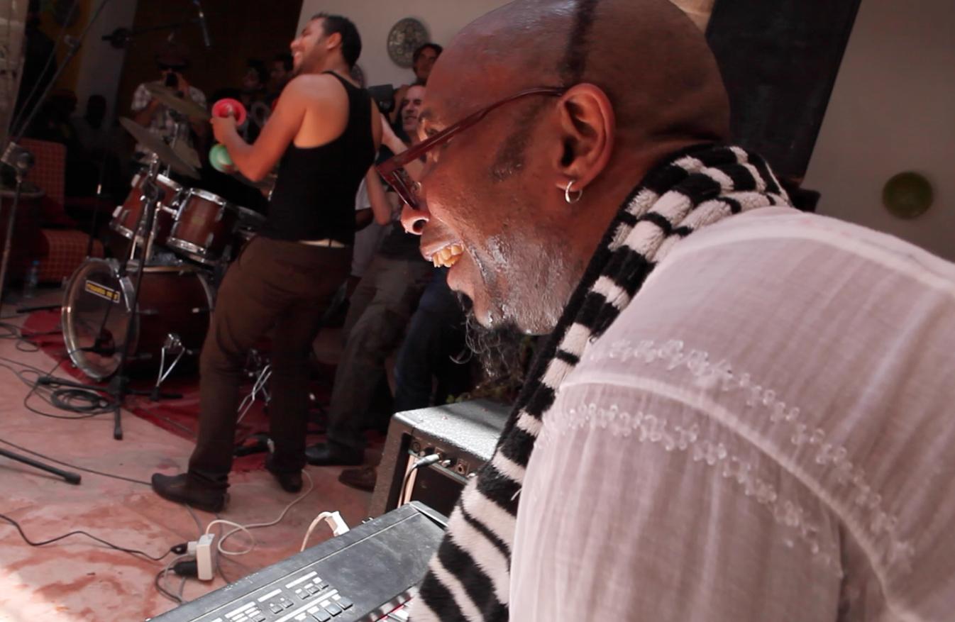 Omar Sosa au festival gnaoua d'Essaouira