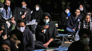 Iran has been dealing with the Middle East's deadliest outbreak of COVID-19, casting a shadow over the Muslim holy month  of Ramadan