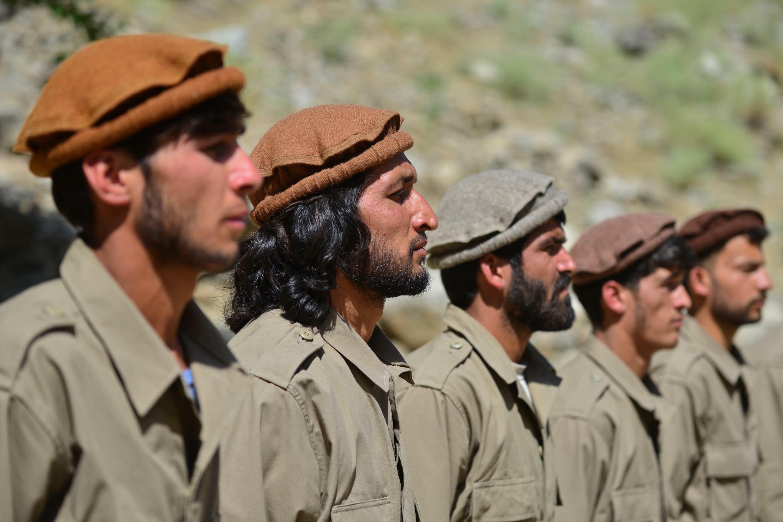 Panjir est l'un des rares endroits non contrôlés par les talibans en Afghanistan