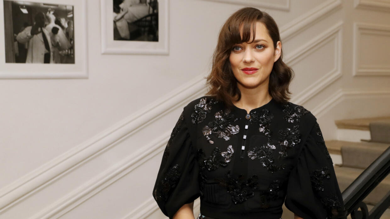 Actress Marion Cotillard To Be Given France S Legion D Honneur