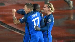 À Sofia, les Bleus se sont difficilement imposés face à la Bulgarie (0-1).