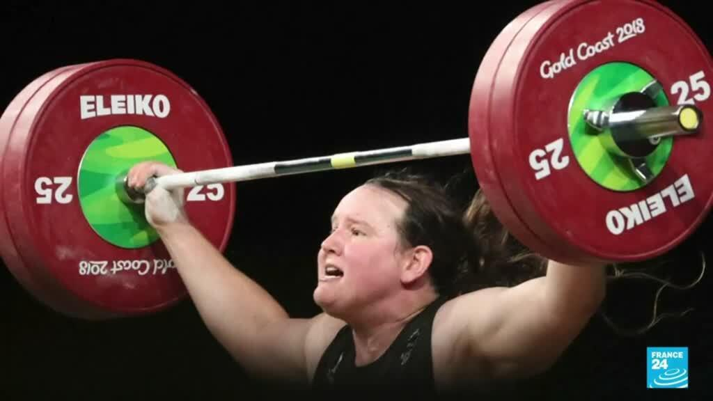 2021-06-21 22:41 NZ weightlifter Hubbard to become first transgender athlete to compete at Tokyo Olympics