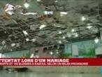Un attentat lors d'un mariage fait plus de soixante morts à Kaboul