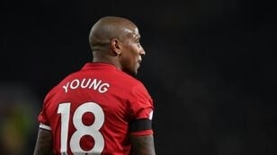 Ashley Young has signed a new deal with Manchester United