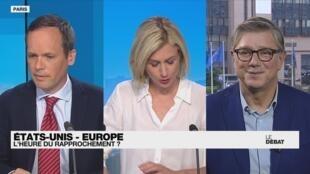 Le Débat de France 24 - mardi 15 juin 2021