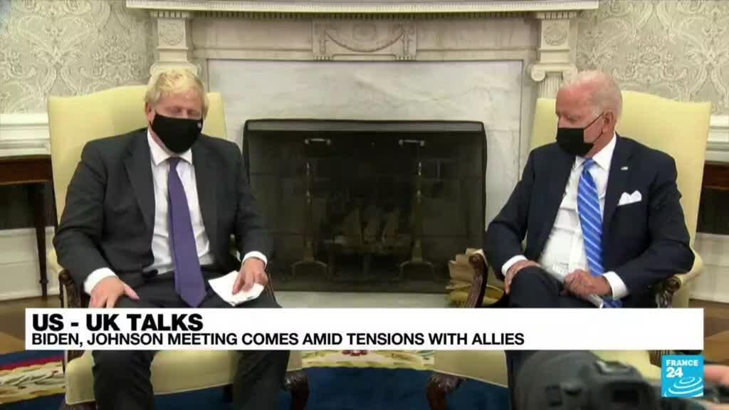 2021-09-22 08:33 US, UK talks come amid tension with allies
