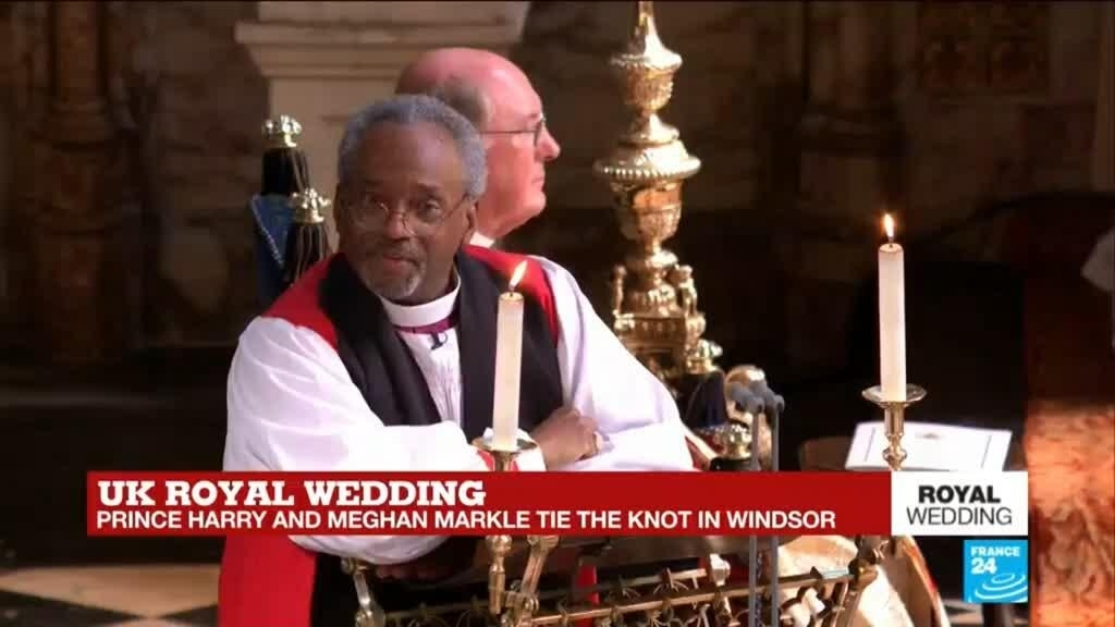 Michael Curry Royal Wedding.Us Royal Wedding Most Rev Michael Curry Presiding Bishop And