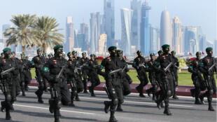 Le Qatar a décidé de retirer ses troupes à la frontière entre l'Érythrée et Djibouti, provoquant des tensions entre les deux pays.
